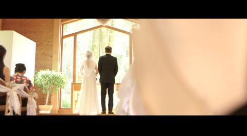 ブライダル映像〜八ヶ岳の麓 静かな森で結婚式〜